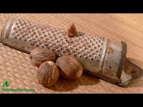 Don't Eat Too Much Nutmeg