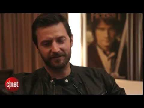 CNET Australia Richard Armitage interview 3rd May 2013