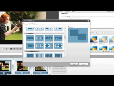 Express Editing: Trims, Volume Control & Video Effects in Nero Video 11