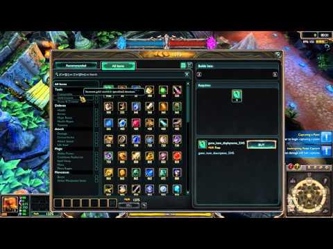 Dominion Revive Trinket - PBE Item Icon Preview 업데이트 - League of Legends HD 2160p Spotlights