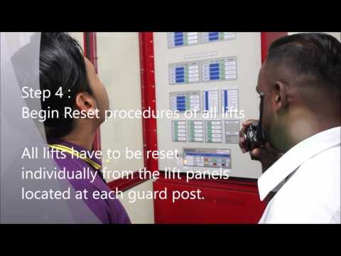 Pebble Bay Fire Drill Training Video - 4 May 17