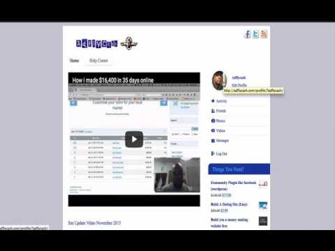 How to Make a Website Like Facebook With Wordpress