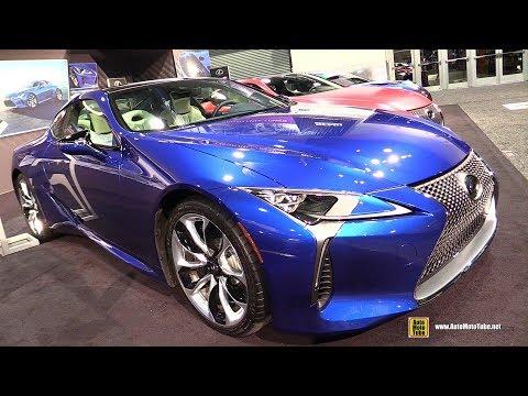 2018 Lexus LC500 Inspiration Series - Walkaround - 2017 SEMA Las Vegas