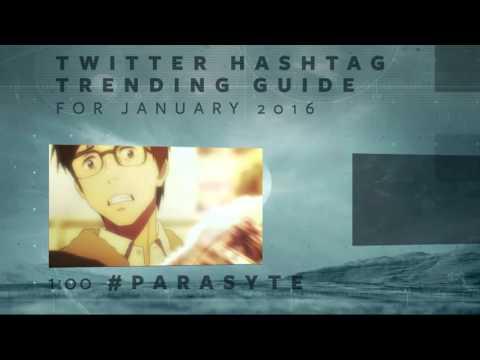 Twitter Hashtag Trending Guide 2016: Volume 1