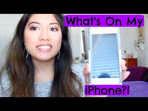 What's On My iPhone 6?