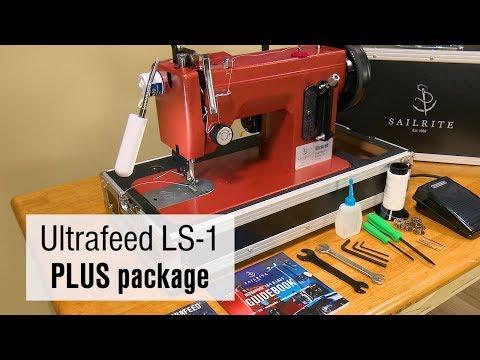 Sailrite Ultrafeed® LS-1 PLUS Walking Foot Sewing Machine