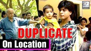 Duplicate Movie On Location | Shah Rukh Khan | Juhi Chawla | Sonali Bendre