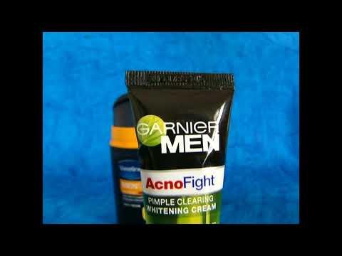 Garnier Acno Fight Face Cream  vs Vaseline Antispot Cream Comparison - Glam & Swag