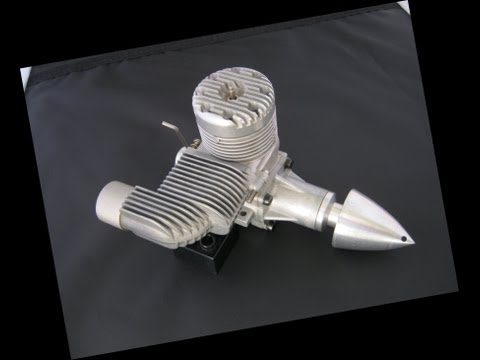 RC model engine,  a race for nitro power, advance and reliability:1958-1973,
