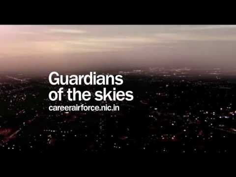 Join Indian Air Force (IAF ) - To Serve India With Pride !