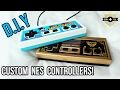 Make Your Own Custom NES Controllers!