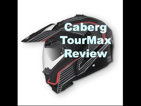 Review of the Caberg TourMax Helmet