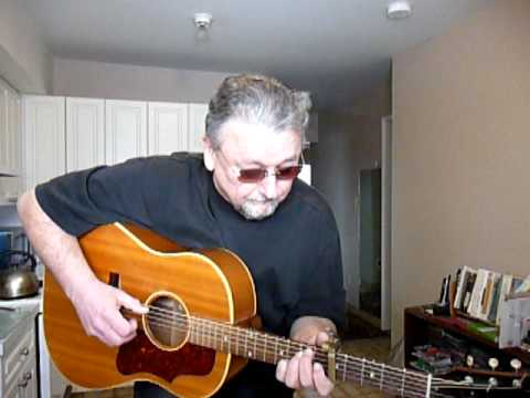 Doug Lang : Blues And Scarlet