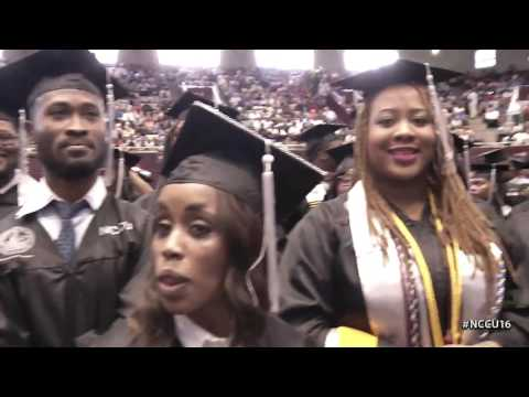 NCCU 127th Graduate and Professional Commencement