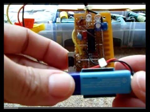 In-Circuit Transistor Tester