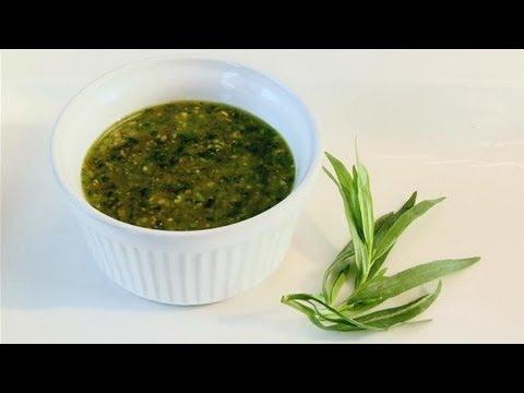 How To Make Tarragon Pesto Recipe