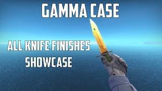 m9 bayonet bright water factory new gamma case cs go skin