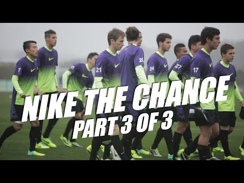 Nike The Chance Global Showcase at St. George's Park