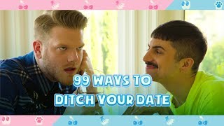 99 WAYS TO DITCH YOUR DATE