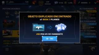 Modern Combat 5 : Polvo De Diamante Hack :v