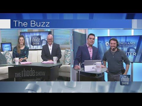 The Rhode Show - The Buzz 4/3/18