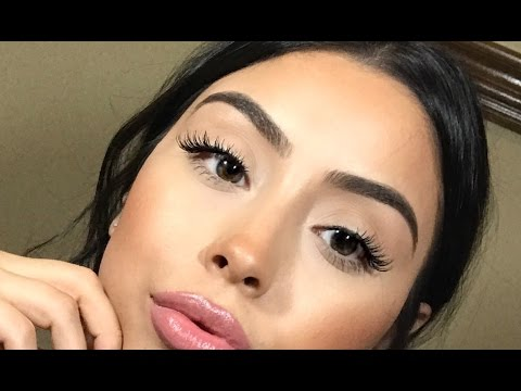 How to Groom & Naturally Fill In Brows | UPDATED BROW ROUTINE
