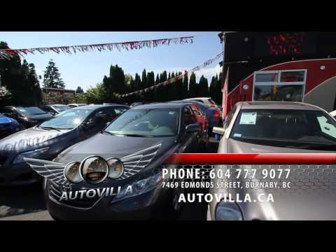 AUTO VILLA - Vancouver preowned cars - AUTOVILLA.CA