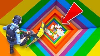 Can You Beat the *IMPOSSIBLE* Dropper Course In Fortnite??