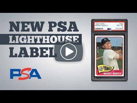 New PSA Lighthouse Label Unveiled