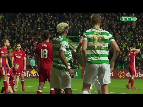 Celtic FC - Top of the table clash, Aberdeen 23/12/2017