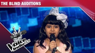 Jania Mehra Performs On Jawani Janeman Haseen Dilruba | The Voice India Kids | Episode 2