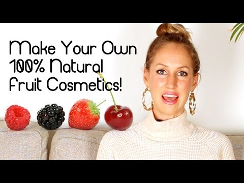 DIY Homemade Natural & Organic Makeup & Cosmetics VEGAN!