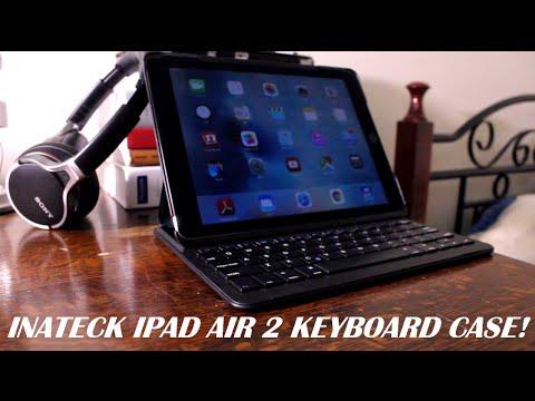 Inateck iPad Air 2 Keyboard Case!