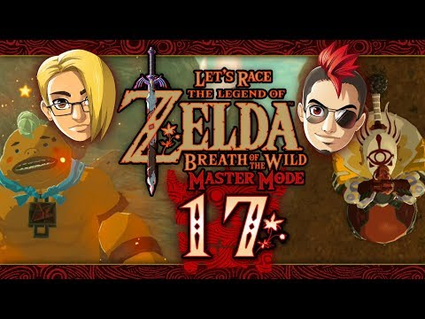 Let's Race: The Legend of Zelda: Breath of the Wild (Master Mode) - Part 17 - Death Mountain