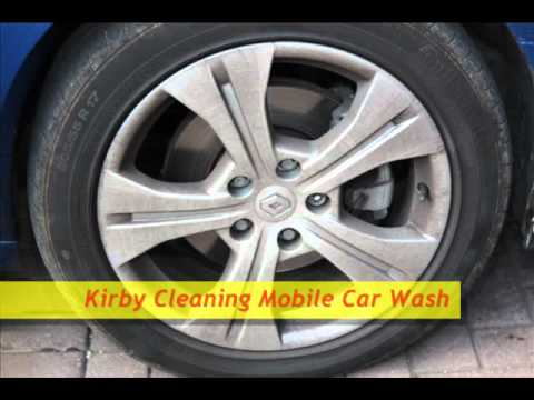 Kirby Cleaning Car Wash