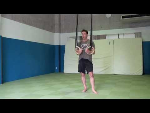 Stabilizing the Gymnastic Rings