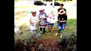 Raging Grannies - FNB Police Raid Song