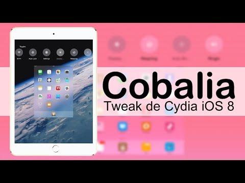Cobalia   iOS 8.4   Añade interruptores o accesos rápidos en la multitarea   Tweak de Cydia   2015