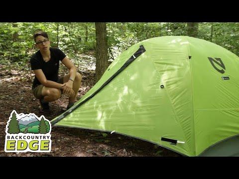 NEMO Galaxi 2P Tent and Footprint
