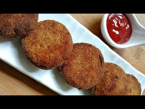 How to make Chicken Cutlets without potatoes