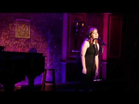 Xandra Shultz sings