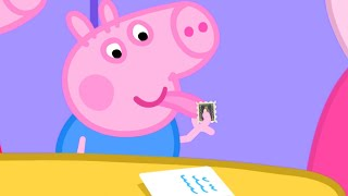 Peppa Pig Full Episodes | Stamps | Cartoons for Children