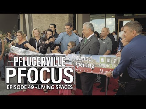 Pflugerville Pfocus #49 - Living Spaces