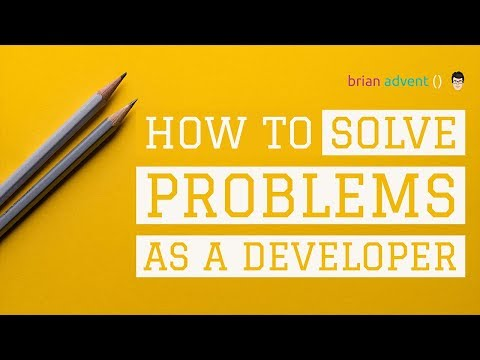 How to Solve Problems as a Developer - 6/24 Days of Swift Tutorials 🎄