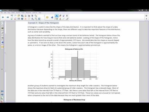 Math 6 Module 6 Lesson 4 Video