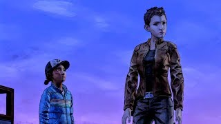 Jane Leaves Clementine And The Group (walking Dead | Telltale Games)