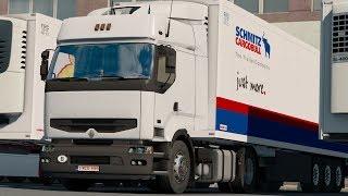ETS2 1 30 ProMods 2 25 Scania S520 Antwerpen - Düsseldorf - PakVim