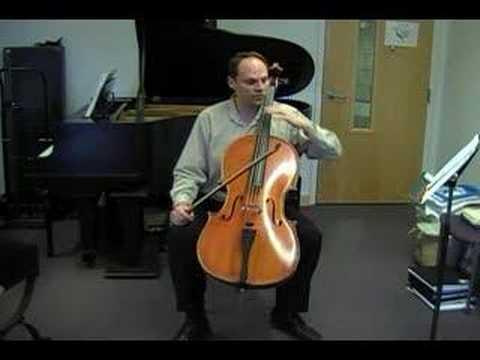 Cello Vibrato