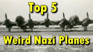 Top 5 Weird WW2 German Prototypes That Actually Flew