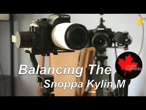 How Long to Setup and Balance the Kylin M from Snoppa